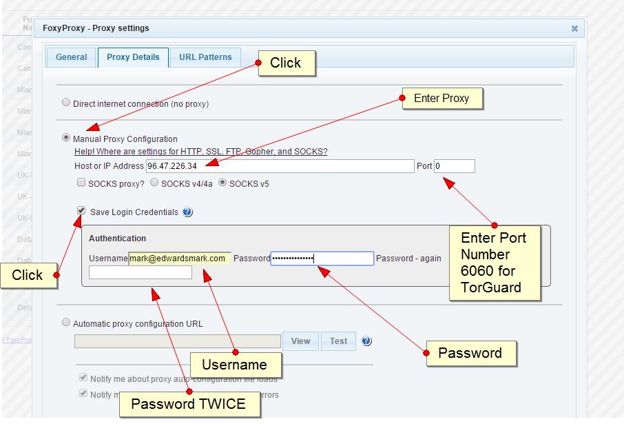 Как скрыть свой IP адрес и обойти ограничения доступа [FoxyProxy